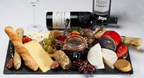 Good Highland Food Cheese Platter