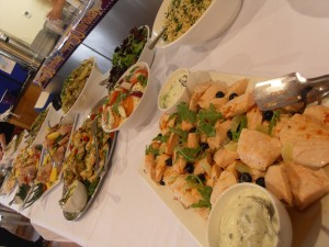Good Highland Food catering buffet