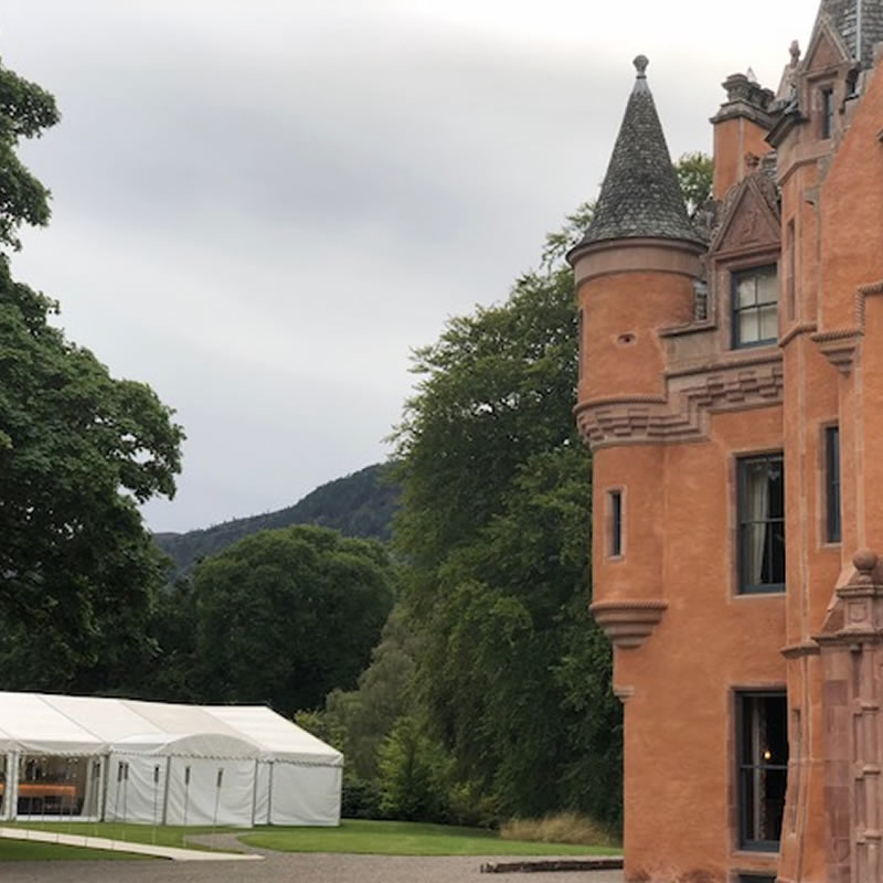Good Highland Food event venues