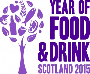 Good Highland Food year of food and drink scotland logo