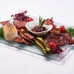 event wedding catering platter