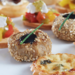 Good Highland Food Canapes