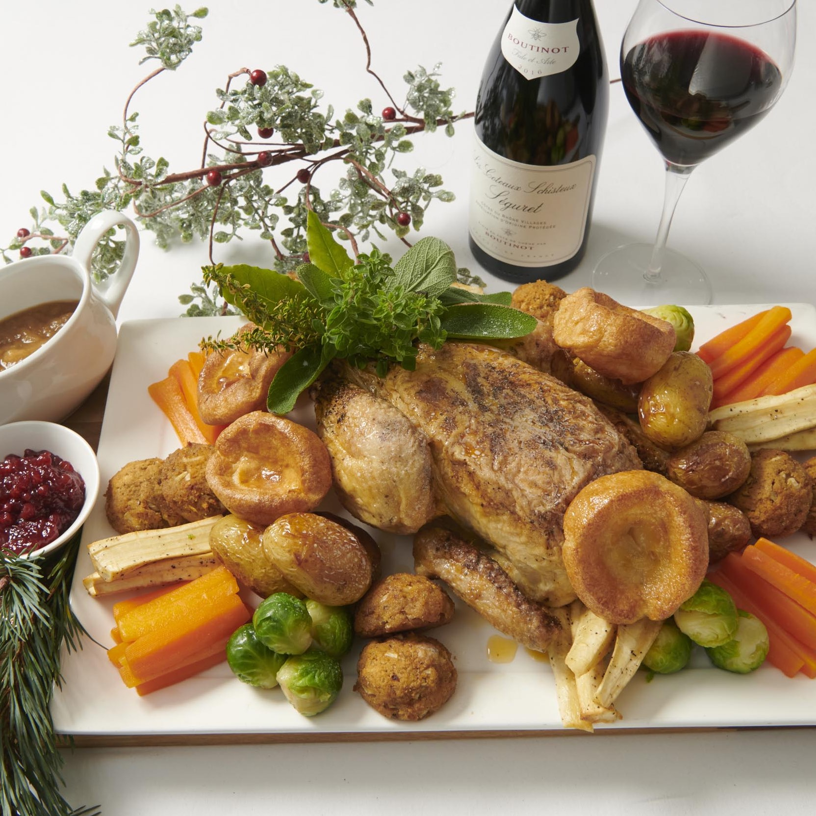 GOOD HIGHLAND FOOD CHRISTMAS
