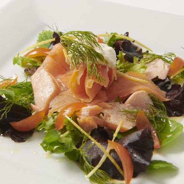 GOOD HIGHLAND FOOD SALMON SALAD