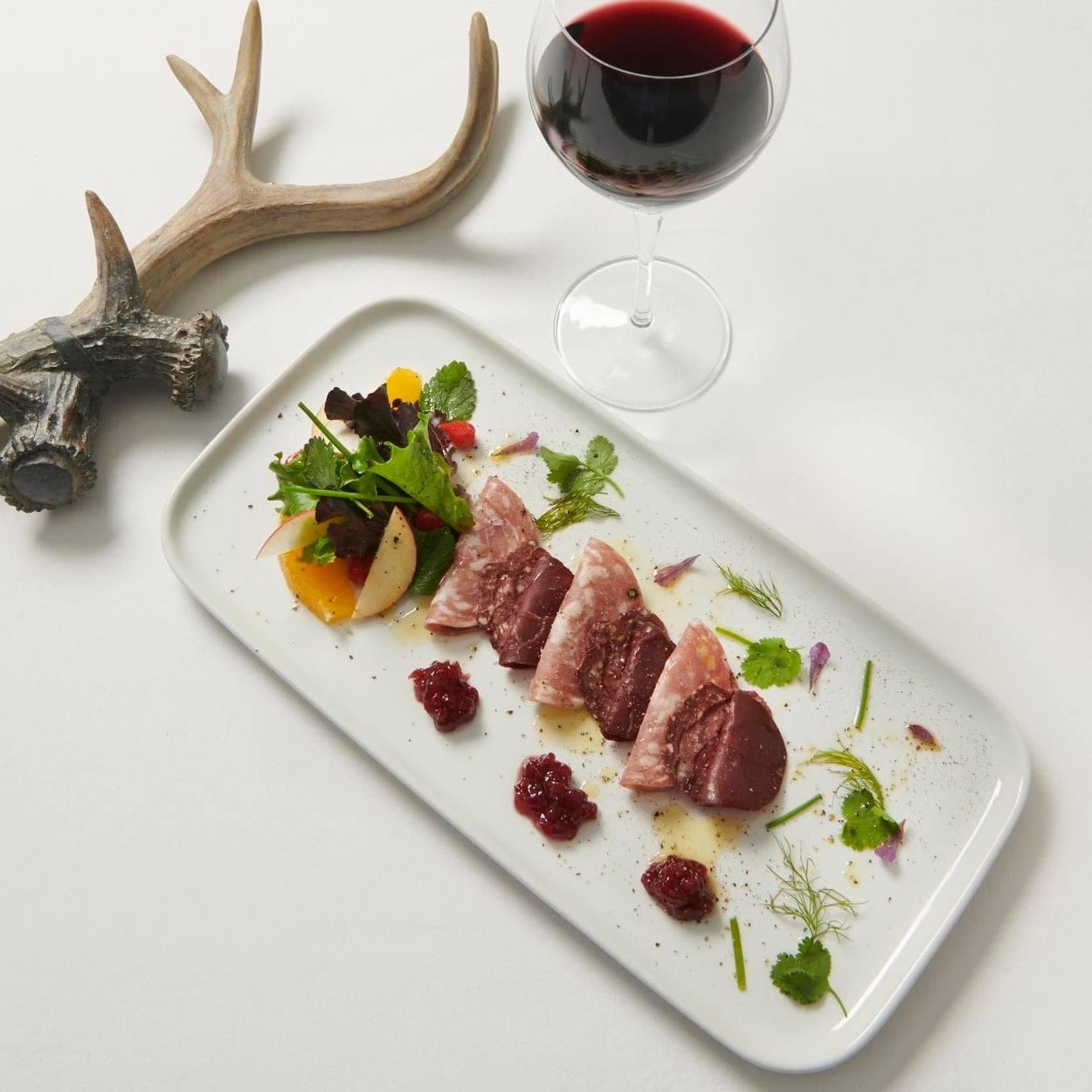 GOOD HIGHLAND FOOD VENISON CHARCUTERIE